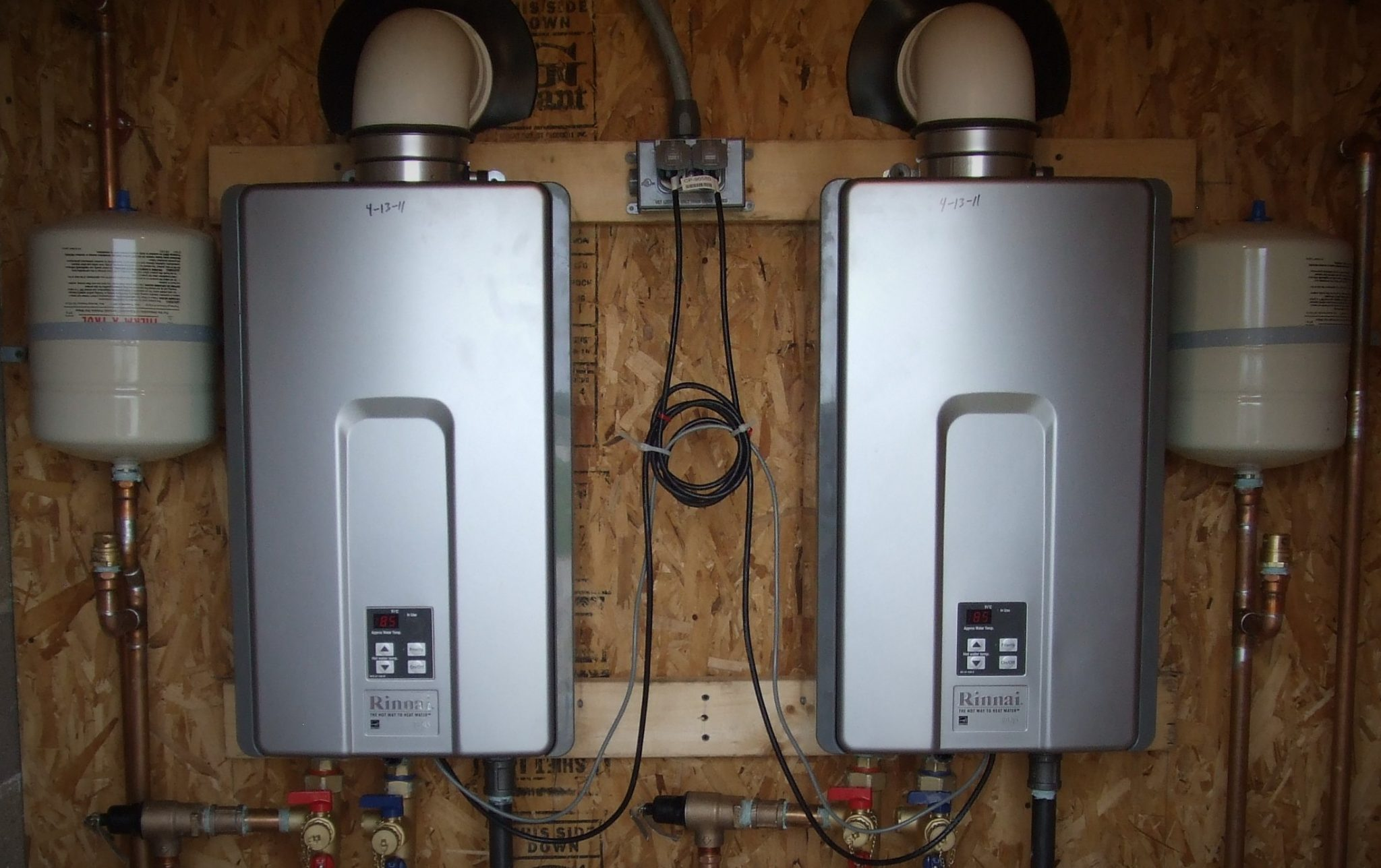 thinking about a tankless water heater? read this first